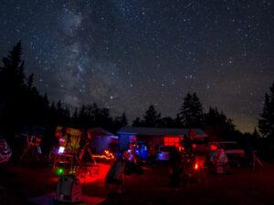 Fundy Park Stargaze – RASC NB
